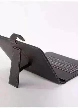 Чехол с клавиатурой на планшет для 10 дюймов