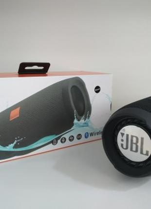 Портативная блютуз колонка JBL Charge 3 колонка с USB