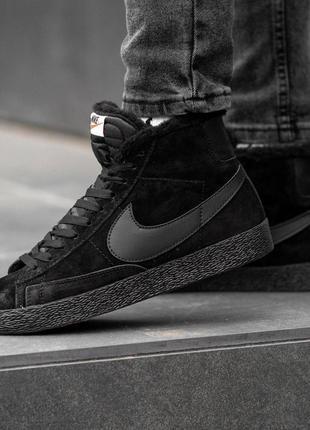 Шикарные мужские зимние кроссовки / ботинки ❣️ nike blazer ❣️ ...