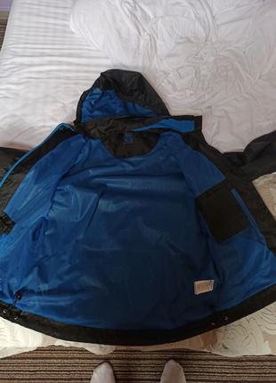 Waterproof sport jacket