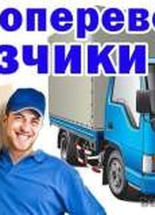 Услуги грузчиков Бровары