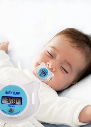 Цифровой термометр в виде соски Soska Temperature
