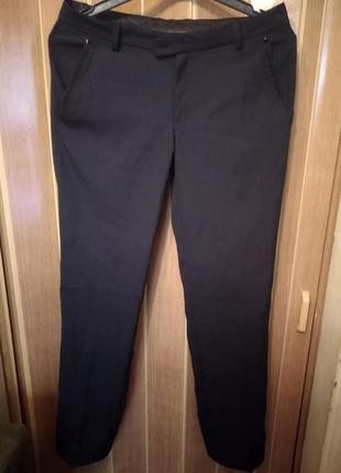 Мужские классические зауженные штаны брюки