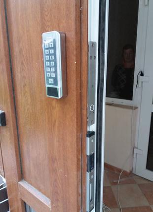 Монтаж и настройка систем контроля доступа под ключ