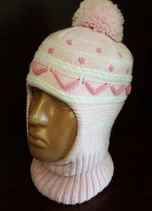 Зимняя шапка makaro