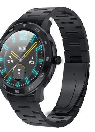 Смарт-часы NO.1 DT98 (Dark Steel)