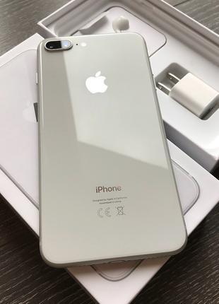 IPhone 8Plus 64 Silver