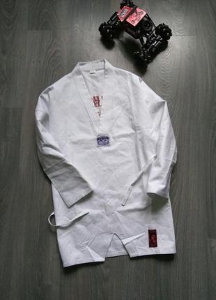 170p кимоно для таеквондо единоборства