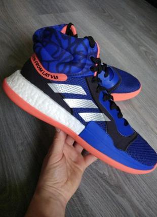 Adidas marquee boost кроссовки оринал