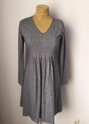 Теплое уютное платье от датского бренда noa noa, размер l
