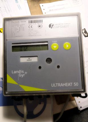 Счетчик тепла ultraheat 50