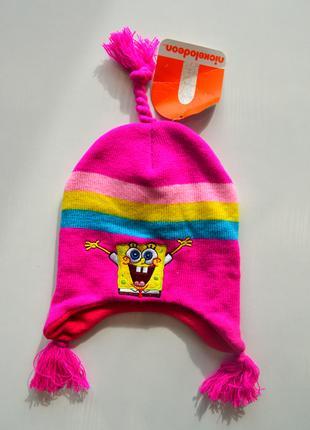 Шапка Nickelodeon,2-3 года, новая