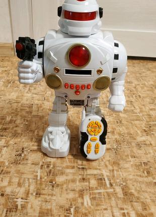 Робот Команда Киберик