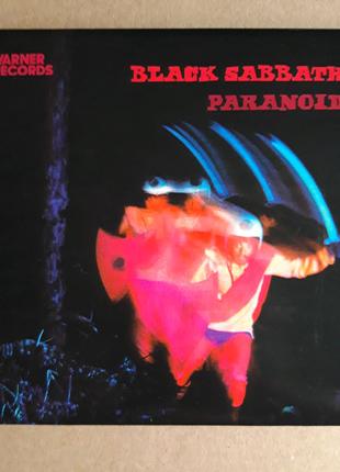 CD Black Sabbath - Paranoid (1971)