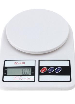 Кухонные весы SF-400 10 кг