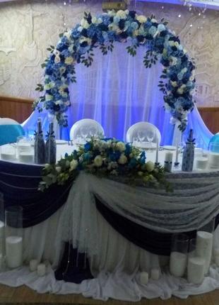 Изготовление изделий свадебного декора ручной работы