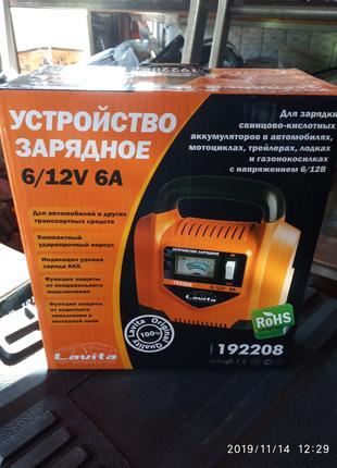 Зарядное устройство для восстановления заряда АКБ