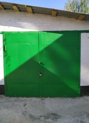 Продам гараж в центре Полтавы, ул. Леваневского