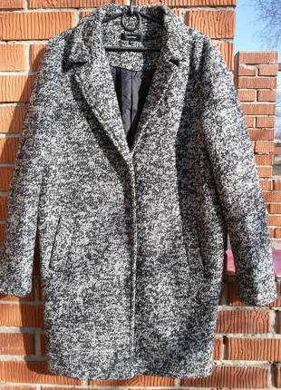 Пальто прямого покроя  soyacencept m
