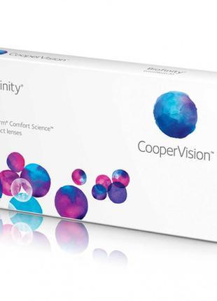 Контактные линзы BIOFINITY COOPER VISION все диоптрии