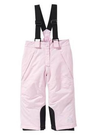 Термо-штаны, полукомбинезон lupilu германия