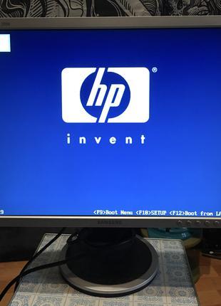 Компьютер HP (интернет, офис)