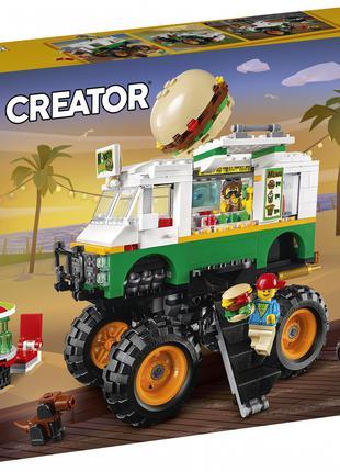 Конструктор LEGO Creator 31104 Грузовик «Монстрбургер» на 499 ...