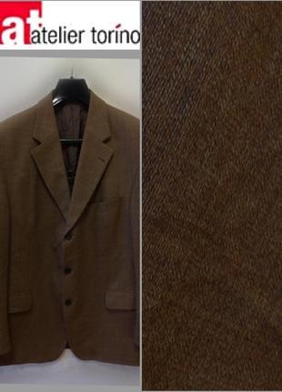 Брендовый шикарный мужской пиджак