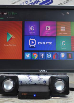 Комплект, Smart TV, Android TV Box, монитор, телевизор, 19 дюй...