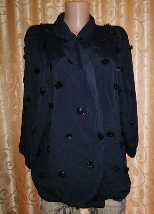 🌺🎀🌺красивый женский жакет, пиджак, кардиган батального размера...