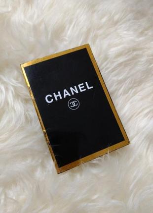 Книжка паспорт к сумке chanel