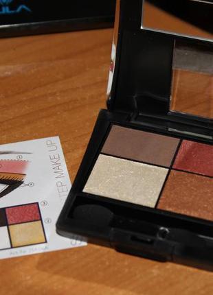 Тени make up factory