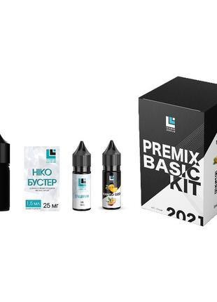 Набор для самостоятельного изготовления PREMIX BASIC KIT Salt ...