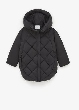 Стьогана куртка з капюшоном, , zara! оригінал з німеччини!