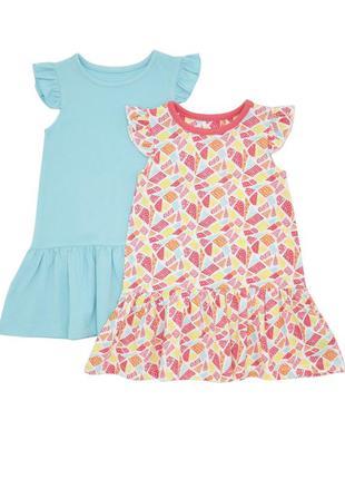 Набор платьев 2 шт. в уп. от dunnes stores, англия. размер 18-...