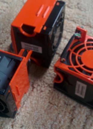 "Вентилятор турбина 80х80х55 мм ""Delta Electronics"" 12В 1.2А 4 пин"
