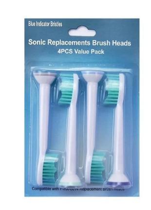 Электрические насадки для сменной зубной щетки