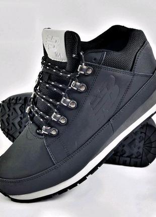 Зимние мужские кроссовки с мехом New Balance 754
