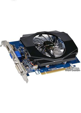 Gigabyte PCI-Ex GeForce GT 730 2048MB DDR3 (64bit)