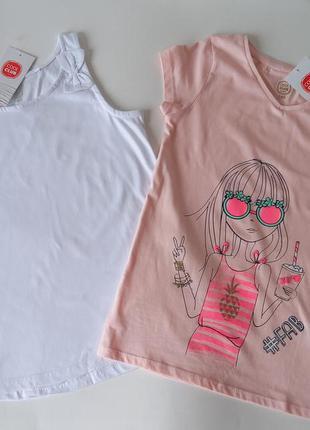Футболка,  майка, футболка и майка, футболка для девочки
