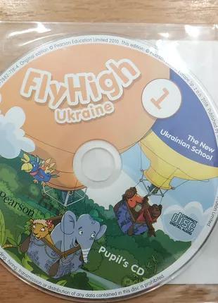 Диcк з англійської мови FlyHigh 1