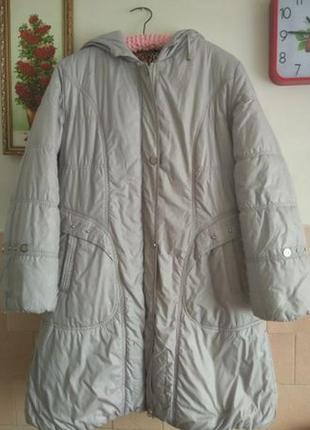 Куртка,пальто женское большой размер 50-54