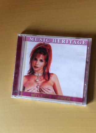 Музыка cd Mylene Farmer
