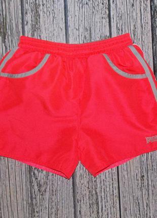 Фирменные шорты lonsdale для девочки 11-12 лет, 146-152 см