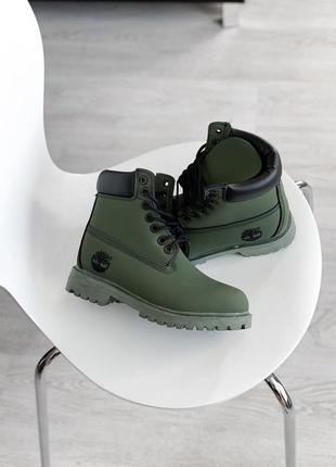Женские ботинки timberland термо