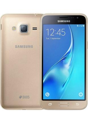 смартфон Samsung J320\DS Galaxy J3 Gold