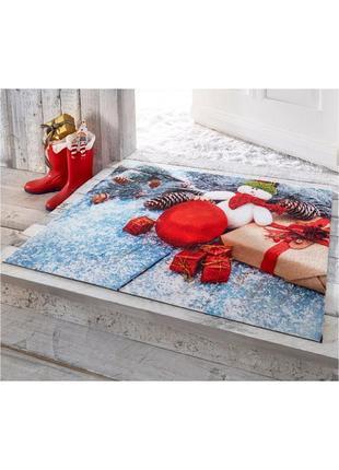 """Придверний  коврик  """" подарунки """" .   бельгія"""
