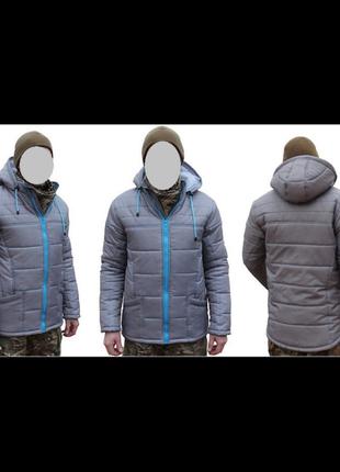 Мужская зимняя куртка на холлофайбере, m - l - xl