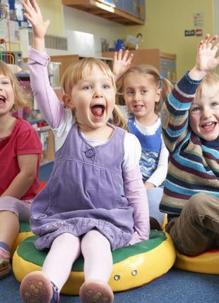 Преподаватель английского для детей от 3 до 6 лет.