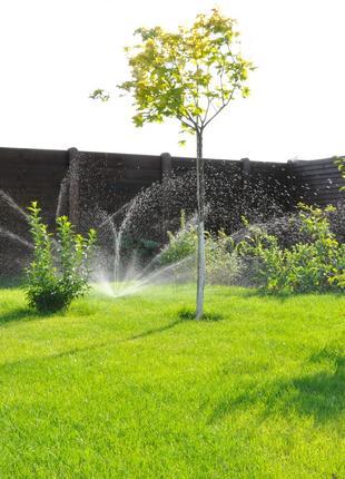 Полив для сада, огорода! Поливочный бассейн! Срезка деревьев